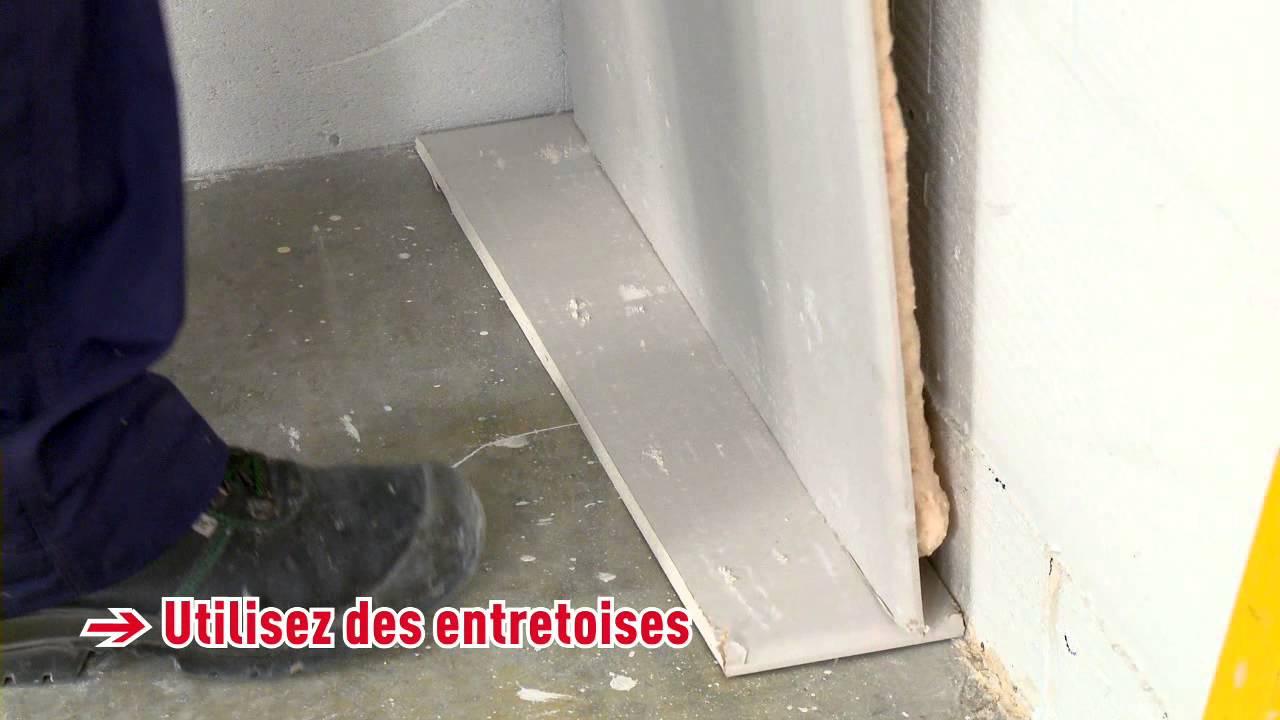 Superior Rectavit Easy Fix: Coller Les Plaques De Plâtres Et ébrasements De Fenêtre    YouTube