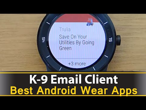 K-9 Email Client For Android Wear - Best Android Wear Apps Series
