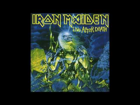 Iron Maiden - Running Free (Live Long Beach Arena) [1998 Remastered Version] #13