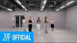 """Gambar cover ITZY """"Not Shy"""" Dance Practice"""