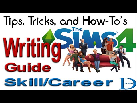 The Sims 4 Writing Guide