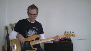 You got the Love - Rufus - bass playalong