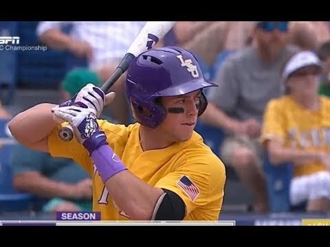 LSU Vs Arkansas Baseball 2017 SEC Baseball Tournament
