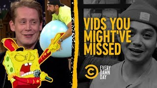 SpongeBob, Dude Perfect & Other Top Vids of the Week