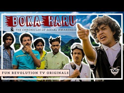 Boka Haru: The Chronicles of Social Awareness[PG] FUN REVOLUTION TV-ORIGINALS