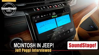 McIntosh Sound in the Jeep Grand Cherokee - SoundStage! Talks (January 2021)