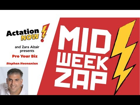 Midweek Zap - Pro Your Biz