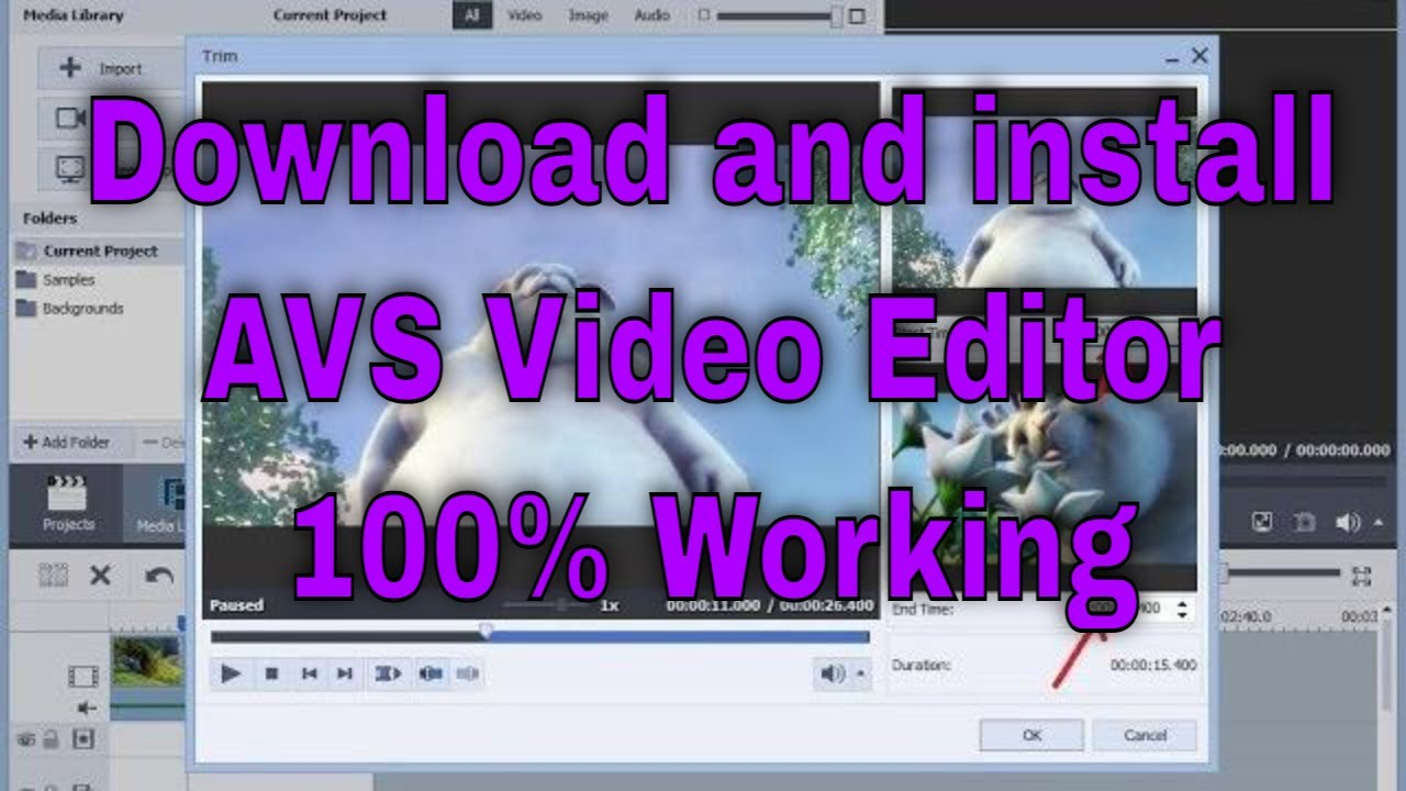 Avs video editor 7. 3. 1. 277 free download software reviews.