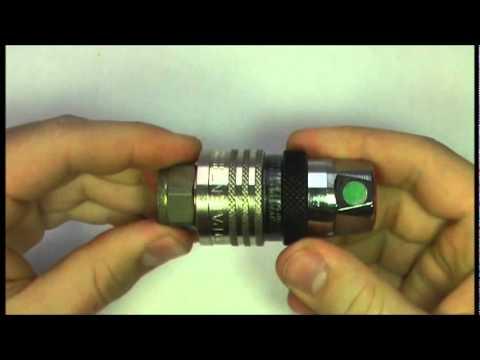 Beliebt Bevorzugt TEMA - Hydraulik-Kupplung - T5000-Serie - YouTube &AE_62