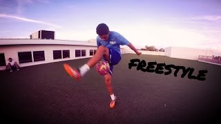"BCHS ""SICK"" SOCCER/FOOTBALL FREESTYLE - OMIDGH TV"