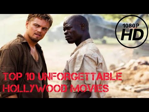 Top 10 Unforgettable Must watch movies in Hollywood [HD] | GetToKnow