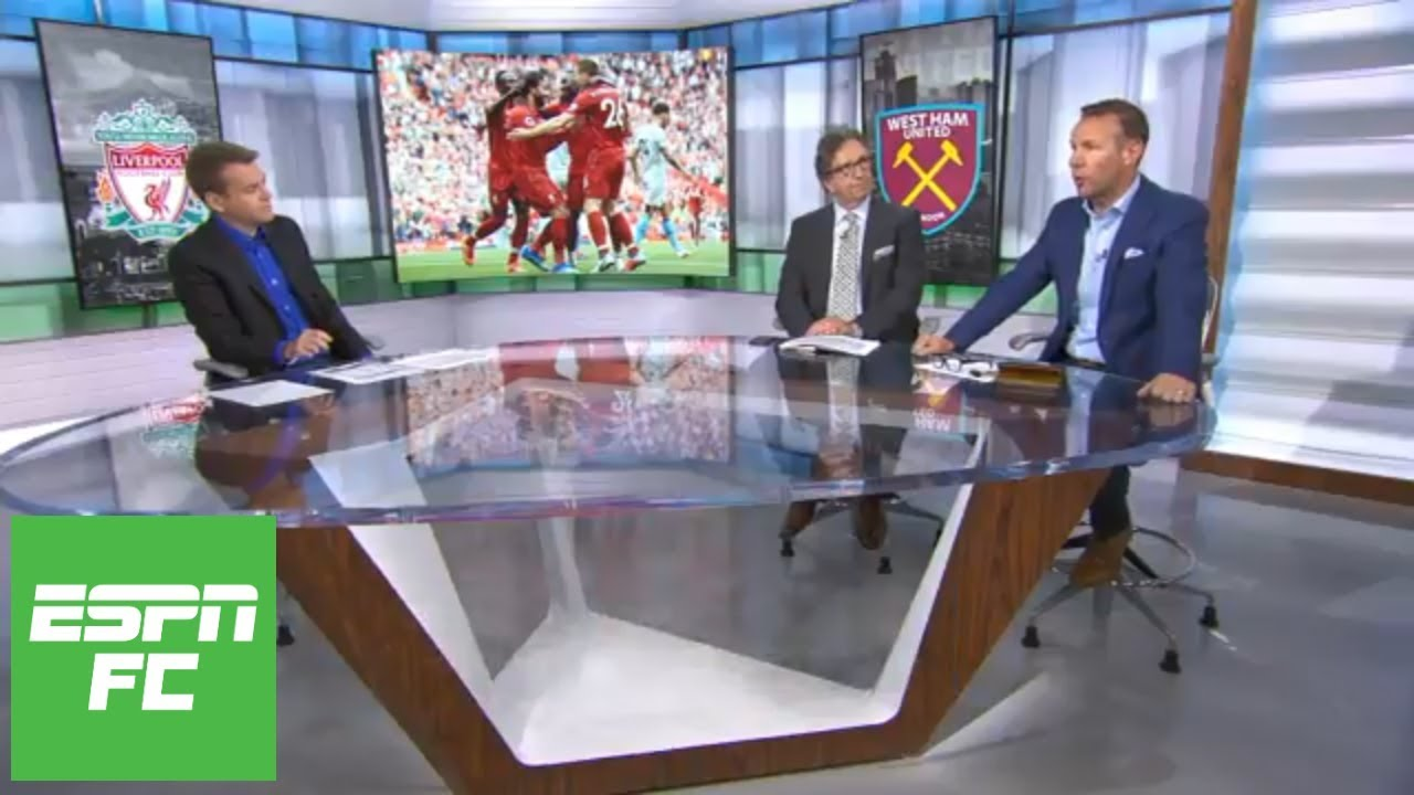 Liverpool Analysis Of 4 0 Win Against West Ham Espn Fc