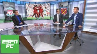 Liverpool analysis of 4-0 win against West Ham | ESPN FC