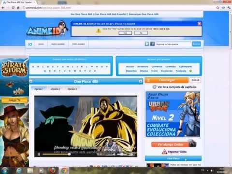 Donde ver todos los capítulos de One Piece online