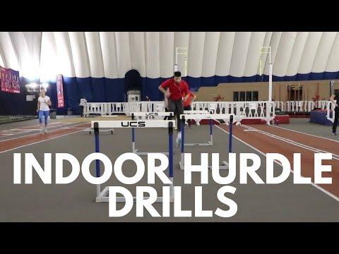 indoor-hurdle-drills
