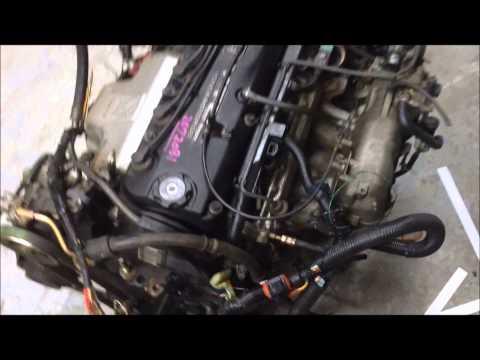 1998-2002 JDM Honda Accord swap F23A Vtec engine AT transmission and ecu, 2.3L Motor