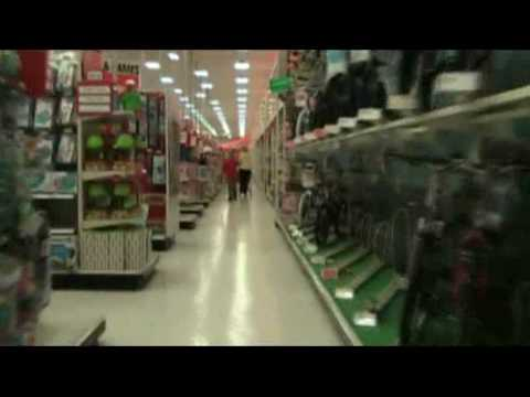 Shopping at a Target Store in Everett, MA