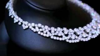 Top Class - Harry Winston Necklace - Sparkling Diamonds