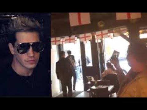 Milo Yiannopoulos Shouted Out Of Bar By DSA
