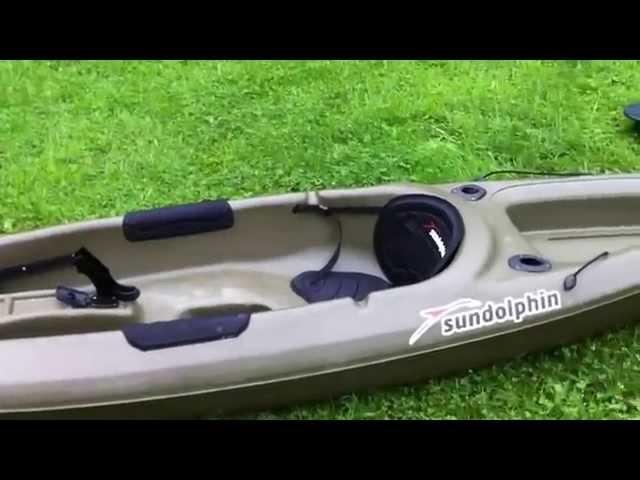 Sundolphin journey 12 SS kayak review 01