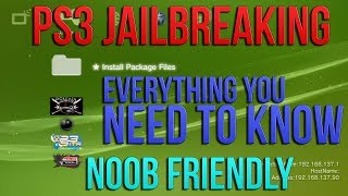 PS3 Jailbreaking FAQ - Your Questions Answered