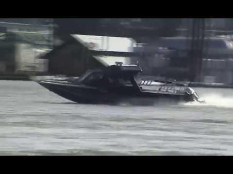 Thunder Jet Alexis 21 Jet Boat