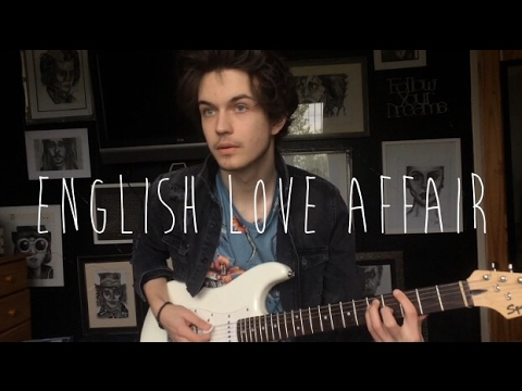 5 seconds of summer - English Love Affair (Guitar Cover)