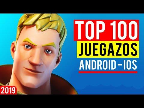 TOP 100 JUEGOS GRATIS PARA ANDROID & IOS 🎮 NUEVOS 2019 👉 APPLOIDE
