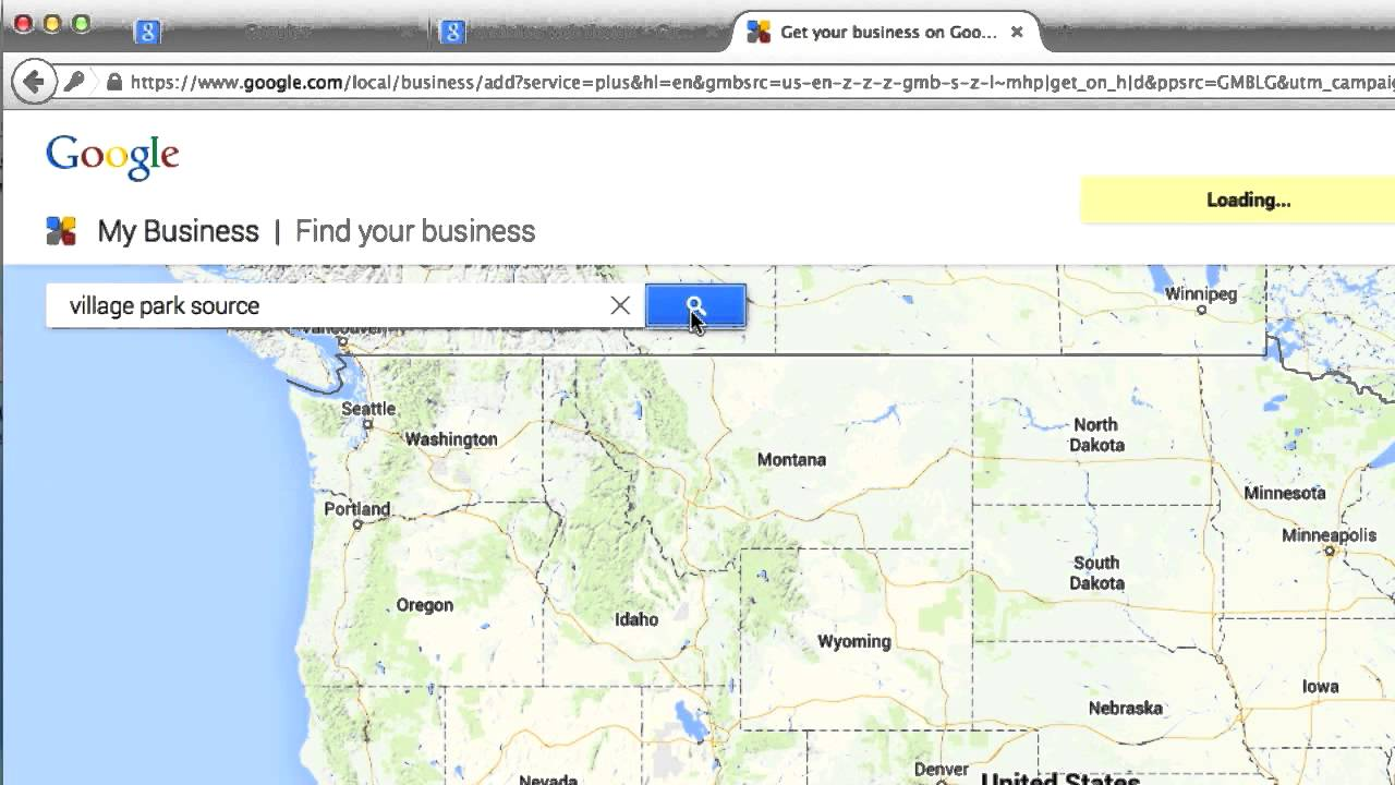 How To Get Your Business On Google Maps  YouTube - What is the us google map version=