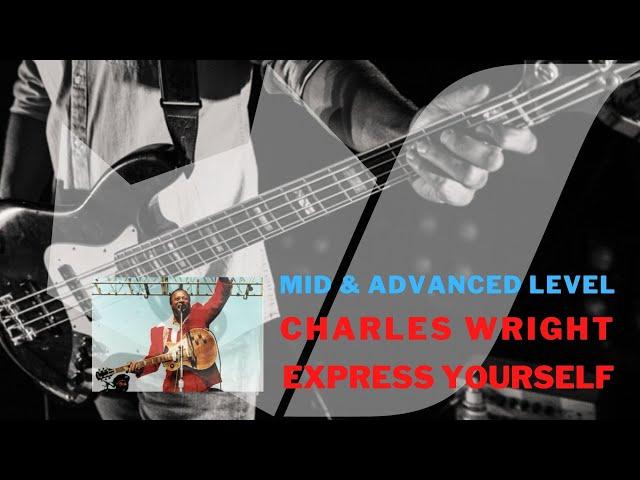 Tomáš Liška / Bass/ Charles Wright - Express Yourself