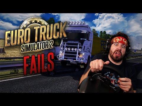 'FAILURE' Is My Trucker Name! (Euro Truck Simulator 2) |