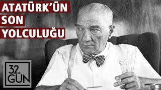 10 Kasım 1938 Belgeseli | Atatürk'ün Son Yolculuğunun Tanıkları Anlatıyor