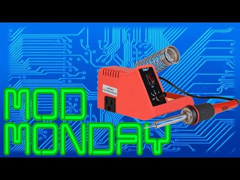 BEGINNERS SOLDERING GUIDE - MOD MONDAY EP2