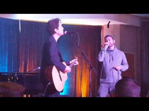 Richard Marx and Chris Kirkpatrick