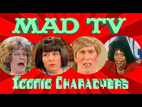 MADtv - Iconic Characters