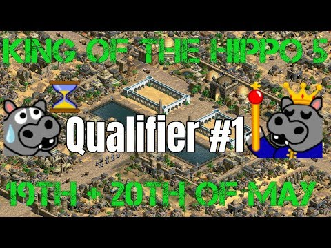 King of the Hippo 5   Qualifier #1