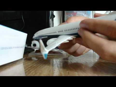 Hogan Boeing 737-8 MAX: Boeing Store Exclusive!