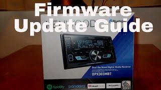 Kenwood DPX502BT PANDORA issue - VideoRuclip