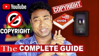 A to Z Complete YouTube Copyright Rules & Guidelines 2018 for Youtubers