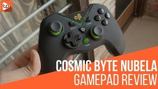 Cosmic Byte Nebula GamePad Controller Review EG-C3070W  | In Hindi