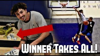 Playing Challengers 1 V 1 For a Stack of Cash! thumbnail