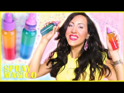 CAPELLI PERFETTI con lo Spray MAGICO!!! ☆ Semplicissimo! ☆