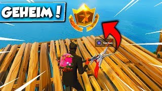 ⭐GEHEIMER BATTLE-PASS STERN FOUND In FORTNITE!! ⭐ | WEEK 5 Reward!