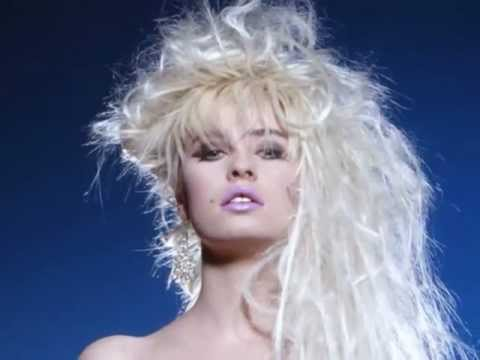 Transvision Vamp (WENDY JAMES)   Baby I Don't Care.wmv