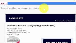 Download From Data file Host