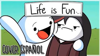 La Vida Es Divertida | Life Is Fun - Cover Español | Fasty Dubs ft. Drago Cheese | TheOdd1sOut