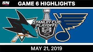 The St. Louis Blues defeated the San Jose Sharks in Game 6 to advance to the Stanley Cup Final for the first time in 49 years.