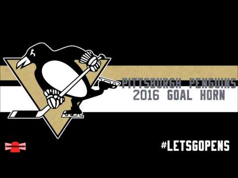 (OUTDATED) Pittsburgh Penguins 2016 Goal Horn