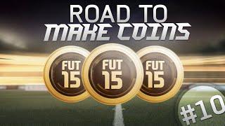 FIFA 15 ULTIMATE TEAM | COMPRAVENDITA #10 | COME FARE CREDITI VELOCEMENTE