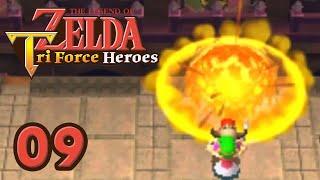ZELDA TRI FORCE HEROES - #09 - On n